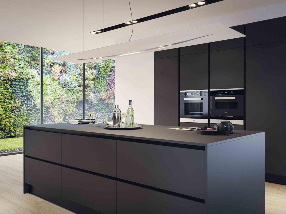 Cucina lamina fenix pari arredamenti mobilificio a dello bs - Top cucina fenix prezzo ...